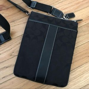Coach small satchel or small bag